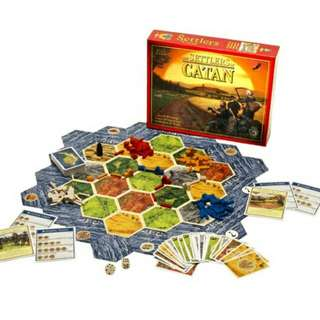The Settlers of Catan Edition