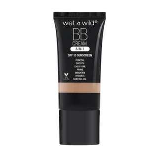 Wet N' Wild BB Cream 8-in-1 SPF 15 - Light/Medium