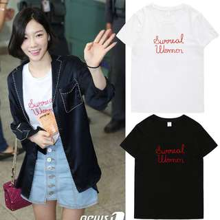 Girls' Generation Taeyeon Replica T-Shirt