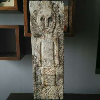 REDUCED Balinese Ancestral Figure