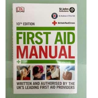 St John's Ambulance FirSt Aid Manual