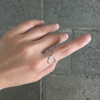 無限符號戒指