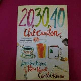 Novel 20 30 40