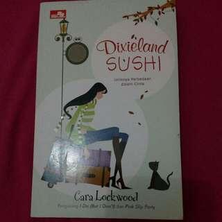 Novel Dixiland Sushi