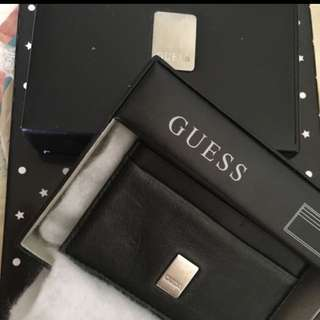 Guess Card Holder