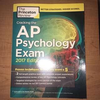 AP Psychology Princeton Edition
