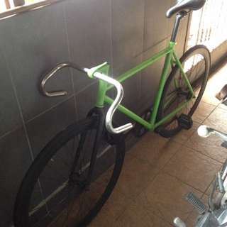 Fixie (green & Black Colour )
