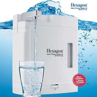 HEXAGON Water Filtration System2