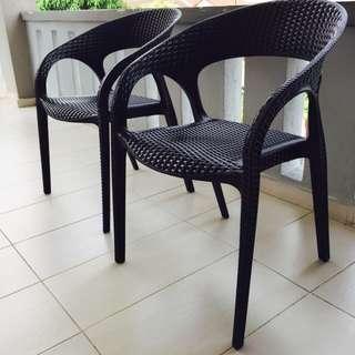 Routan PVC Chair ( Good Quality)