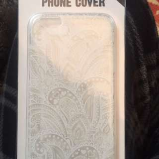 I Phone 6 Plus Case From Typo