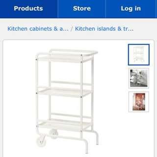 IKEA Sunnersta Troller