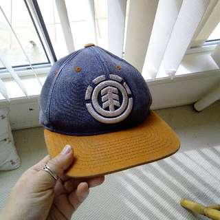 Element Flat Cap