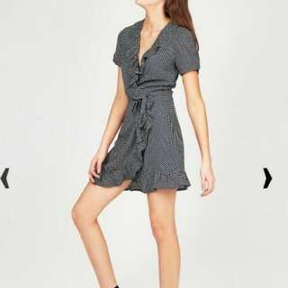 Alice In The Eve Wrap Dress