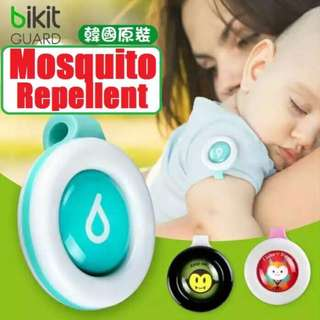 [BIKIT] Bikit Guard Clip MOSQUITO Insect Repellent for Adult Children Pregnant | 100% Natural Material | 3D Cartoon Design | Korea and Japan Hit item