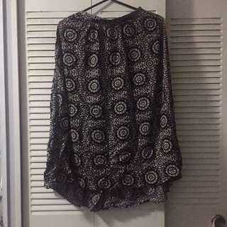 Ambercrombie Peasant Skirt