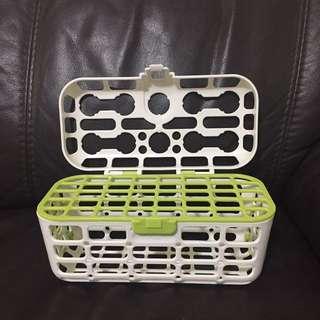 Munchkin Brand Dishwasher Basket (for Milk Bottles And Teats)