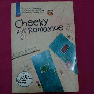Novel Cheecky Romance