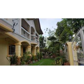 FOR RENT: FULLY FURNISHED HOUSE W/ SWIMMING POOL IN ANGELES, PAMPANGA