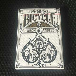 Bicycle® Archangels Deck - Theory 11