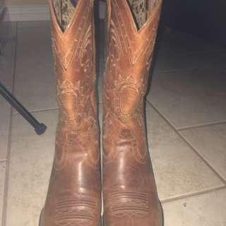 Cowboy Boots (Women) MONEY NEGOTIABLE