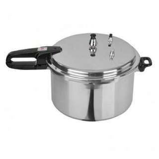 Std. pressure cooker 10 qrt