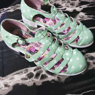Ladies Shoes By Iron Fist
