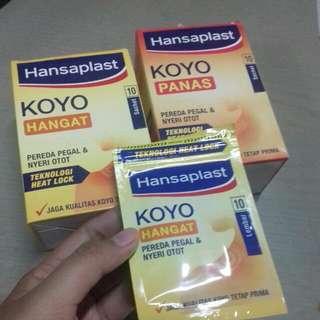 Koyo Hansaplast