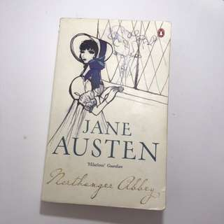 #JaneAusten #NorthangerAbbey #novel