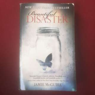 Novel Import: Beautiful Disaster by Jamie McGuire
