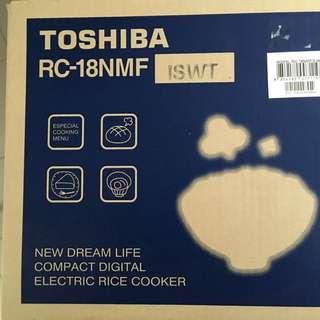 Toshiba RC-18NMF Rice Cooker