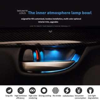 Lexus Nx200 Nx Door Handle Lighting