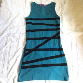 Blue Top / Dress