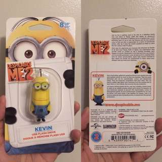 Authentic USB Flash Drive - Minion, Simpsons, Family Guy