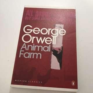 #AnimalFarm By #GeorgeOrwell