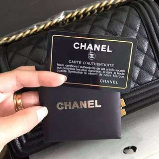 Chanel Sling Authentic Overrun Quality