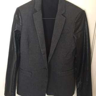 New Leather Coat