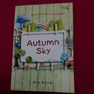 Novel Auntum Sky
