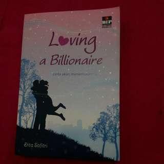 Novel Loving A Millionaire
