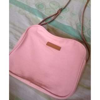PENSHOPPE light pink sling bag