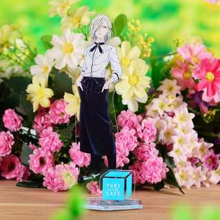 Yuri!!! On Ice Acrylic Display Stand [Waiter Outfit]