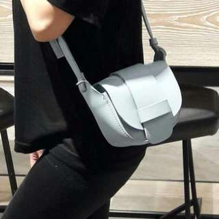 Sling Bag Miniso (READY BLUE & BLACK)
