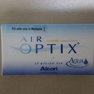 Air Optix Contact Lens