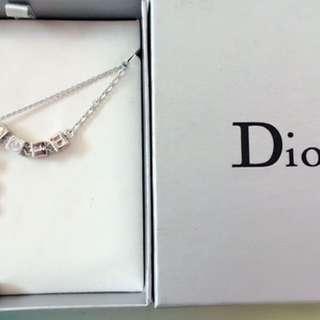 Dior 頸錬,手鍊