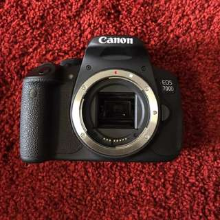 Canon 700d Pack W/ 50mm 1.8, 18-55mm Lens, Bag, 32gb Cars