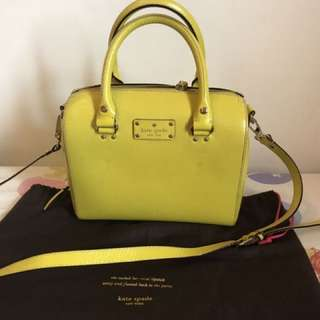 Kate Spade New York Wellesley Dome Satchel Speedy Bag