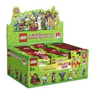 Lego 71008 Series 13 Box