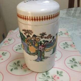 Tea Jar From China