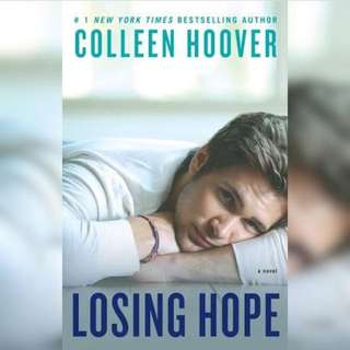 Losing Hope by Colleen Hoover (novel)