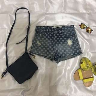 Hot Pants Zara