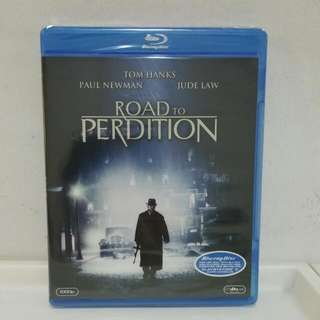 Bluray - Road to Perdition